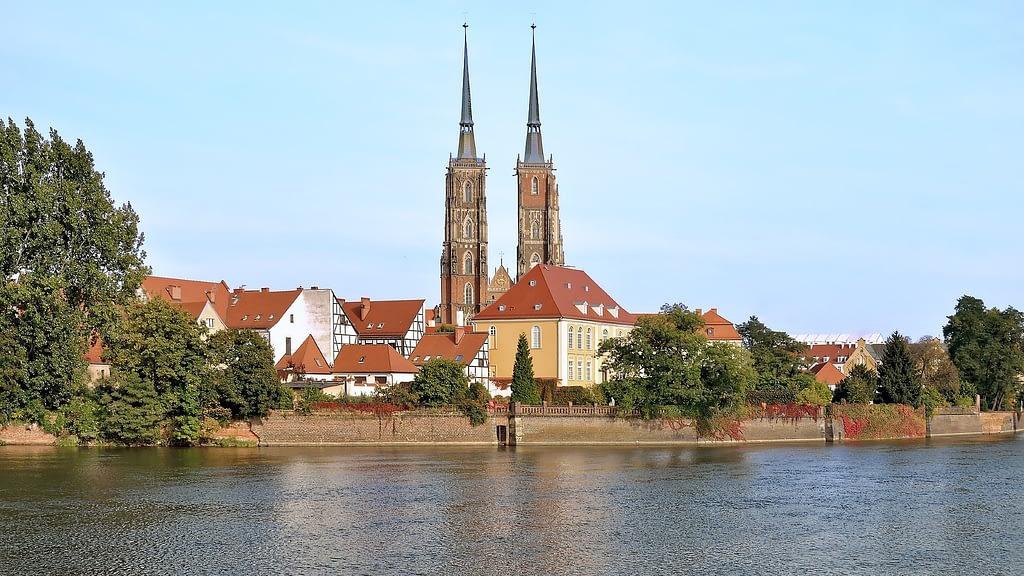 le top 5 des meilleures villes de pologne