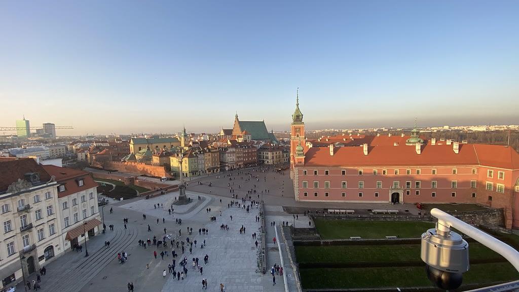 Le top 5 des meilleures villes en Pologne