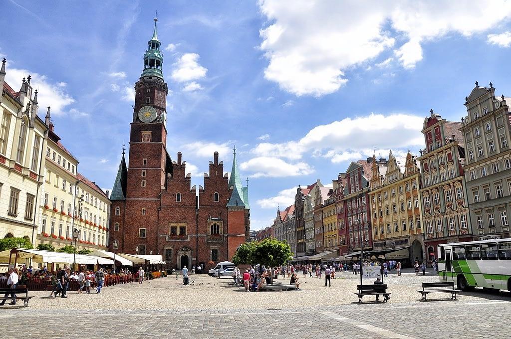 Investir dans l'immobilier à Wroclaw
